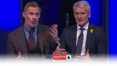 Carra & Hughes: Man Utd need a top striker