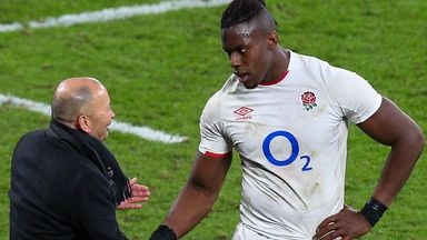Itoje: Jones can get England back on track