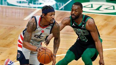 NBA Wk10: Wizards 110-111 Celtics
