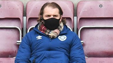 Budge: Neilson's future at Hearts safe