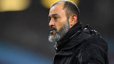 Nuno: City punished us at the end