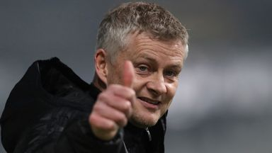 Solskjaer insists United are showing progress