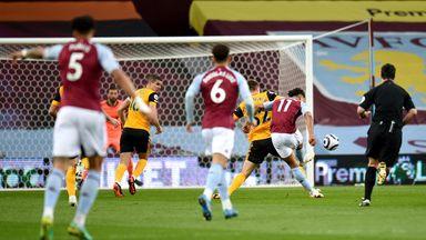 HT Aston Villa 0-0 Wolves