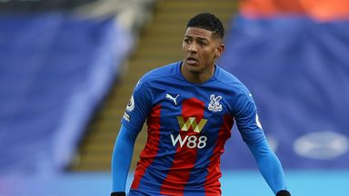 Hodgson: Van Aanholt has shown great maturity