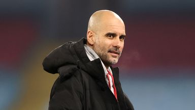 Pep: I won't let players go if quarantine imposed