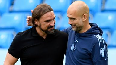 Farke: Pep and I have close relationship