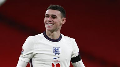 Foden thanks Southgate for second chance