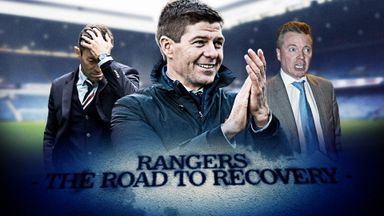 Rangers: The road to recovery