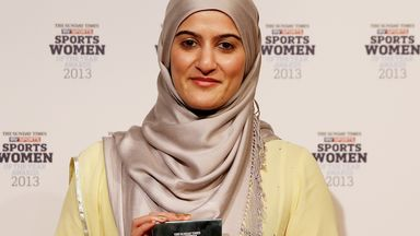 Akhtar: Sport's 'gender investment gap' must be cut