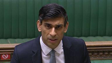 Budget: Sunak pledges £300m summer spectator sports