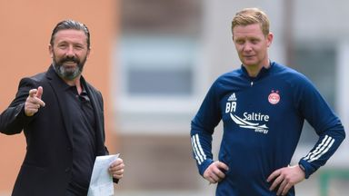 Who's favourite for the Aberdeen job?
