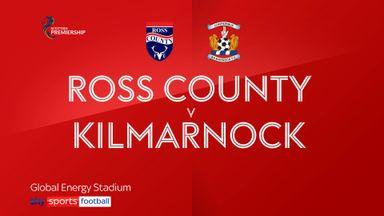 Ross County 3-2 Kilmarnock