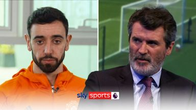 Keane: Fernandes shouldn't be such a baby