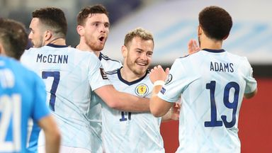 Bruce: Picking Fraser a gamble for Scotland