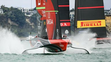 New Zealand on brink of America's Cup victory