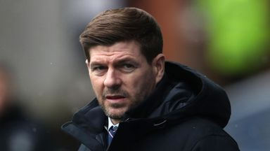 Gerrard: Fantastic time to be at Rangers