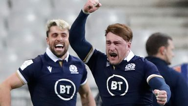 Hogg: Scotland building something memorable