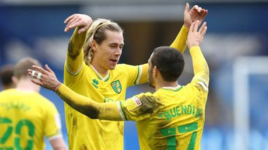 Cantwell's sensational assist for Norwich