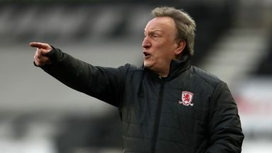 Warnock: ESL 'problem' has been coming for years