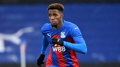 Zaha: PL safety is massive for Palace