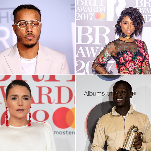 BRIT Awards 2021: Full list of nominees - the most diverse in the event's history