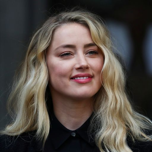 Amber Heard: 'Nothing could have prepared me for 2020'