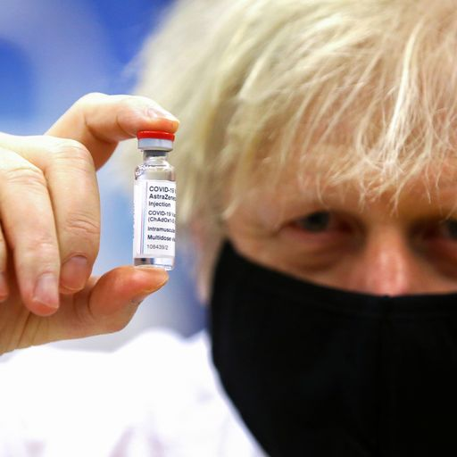 UK and EU vow to create 'win-win' vaccine supply situation after day of tensions