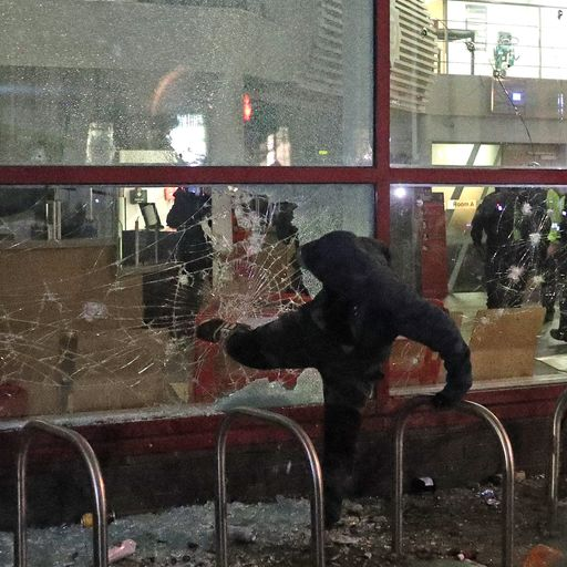 Bristol violence not surprising to those in policing circles amid fears of more protests
