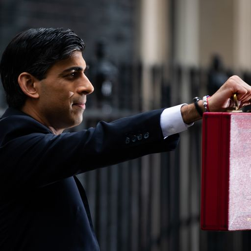 Budget 2021 offers £5bn stimulus and no Sunak vision for economy
