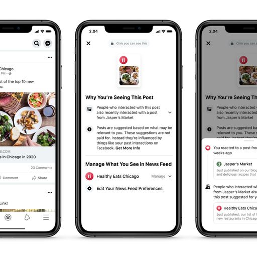 Facebook to let users turn off algorithm powering News Feed