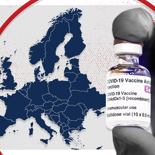 What EU leaders said about AstraZeneca vaccine - and the data forcing a rethink