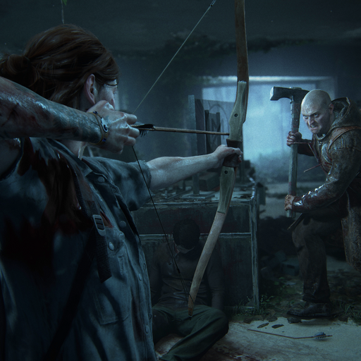 The Last of Us Part II wins Game of the Year at Baftas while Hades takes five gongs