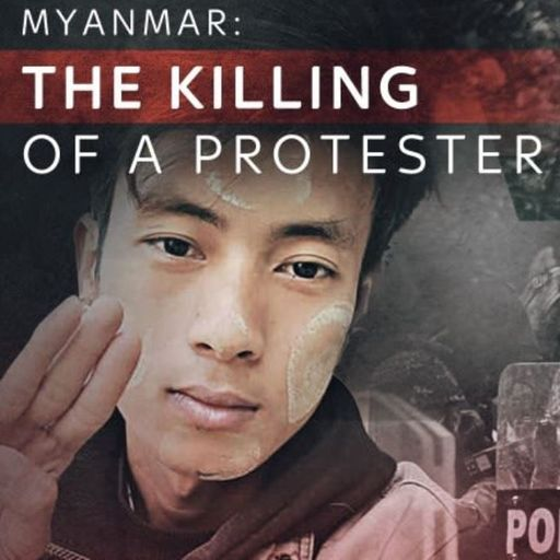 Killing of a protester - the events leading to one man's death