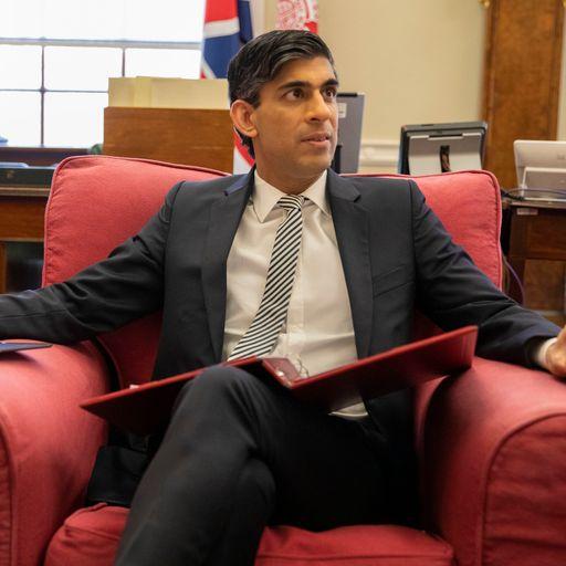 Chancellor Rishi Sunak will extend furlough scheme until end of September