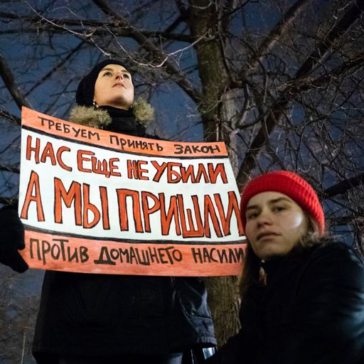 Russia's decriminalising of domestic violence means women continue to die