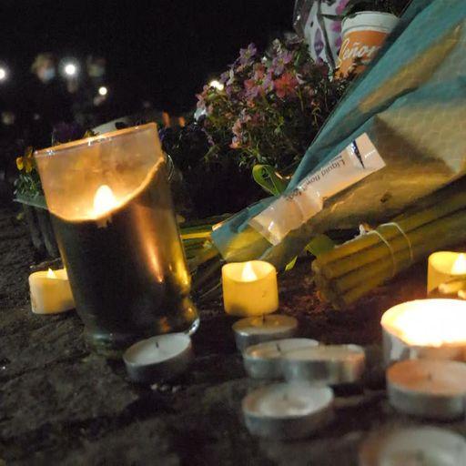 Reclaim These Streets leads candlelit vigils on doorsteps across UK
