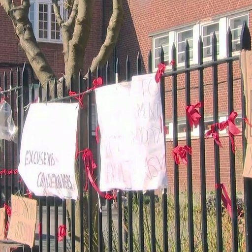 Everyone's Invited: The website revealing UK schools' 'rape culture'