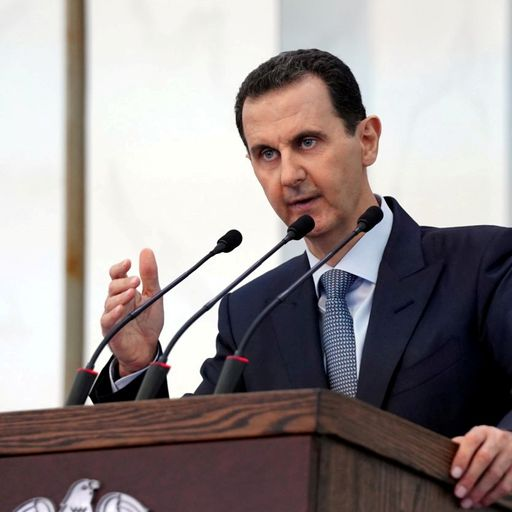 'Assad must be held accountable': Inside the 'optimistic' bid to bring Syria's president to trial