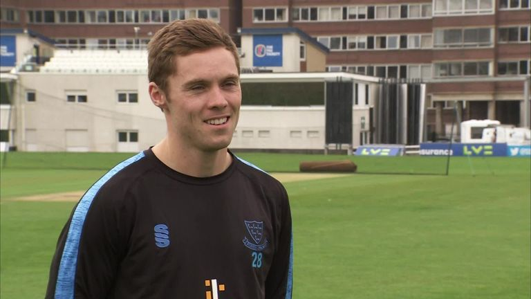 Phil Salt: Sussex opener says playing for England is 'where I want to be' |