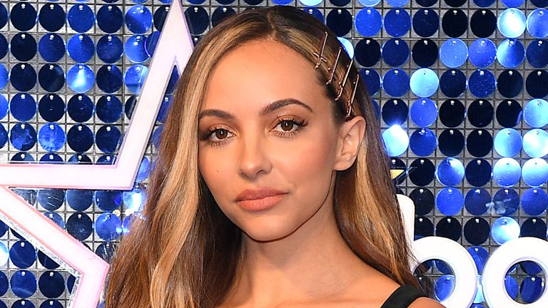 File photo dated 07/03/19 of Little Mix star Jade Thirlwall, who said she knew boyfriend Jordan Stephens was the one when she discovered he had dressed up in drag.