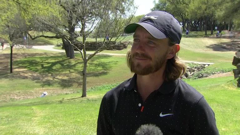 WGC Match Play: Tommy Fleetwood knocks Bryson DeChambeau out in the group stages