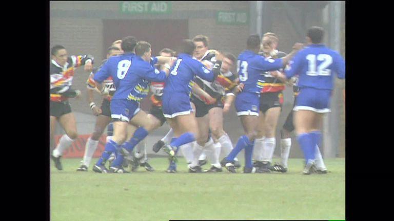 Prise de contrôle de la ligue de rugby Sky Sports: Quels sont les matchs classiques?  |  Actualités de la Ligue de Rugby