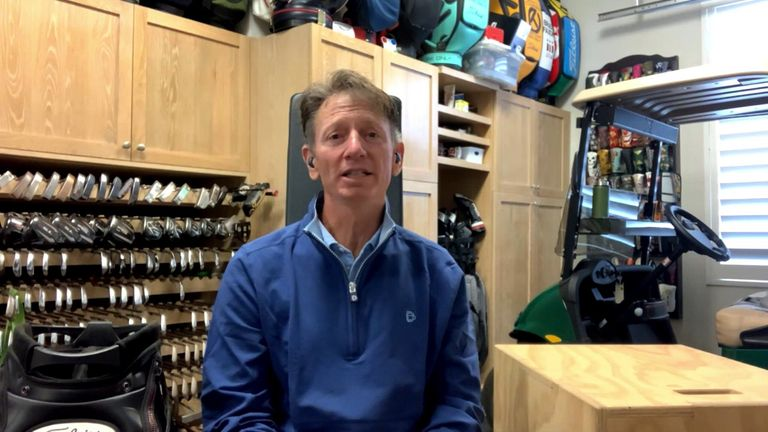 Brad Faxon, who is working with Rory McIlroy on his putting, says the former world No 1 is in a good spot with his game ahead of his Players Championship title defence