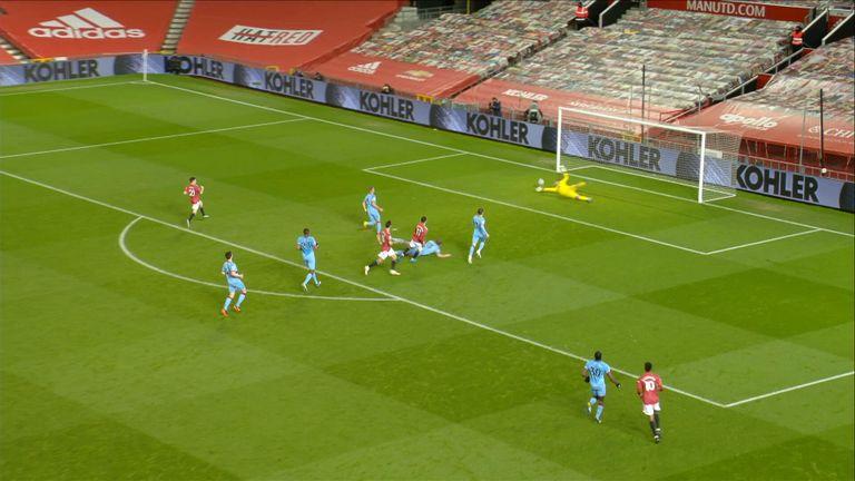 Big Fabianski save stops Greenwood (36) | Video | Watch TV Show | Sky Sports