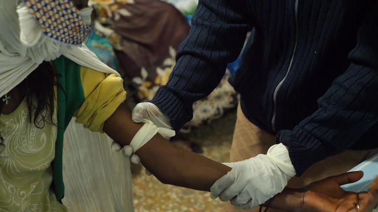 Hospital in Adigrat, Ethiopia