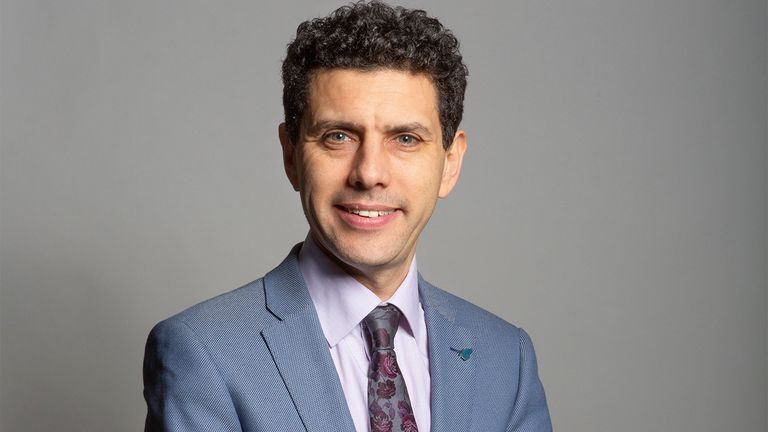 Labour MP Alex Sobel