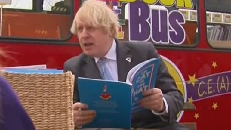 The prime minister reveals which Cat In The Hat book he prefers