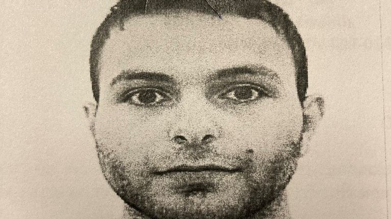 Ahmad Al Aliwi Alissa, 21, of Arvada, identified by police as the suspect in a mass shooting at King Soopers grocery store, appears in an undated photograph released by the City of Boulder, Colorado, U.S. March 23, 2021. City of Boulder/Handout via REUTERS. QUALITY FROM SOURCE. THIS IMAGE HAS BEEN SUPPLIED BY A THIRD PARTY.