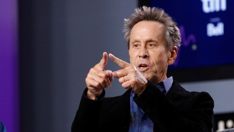Film producer Brian Grazer