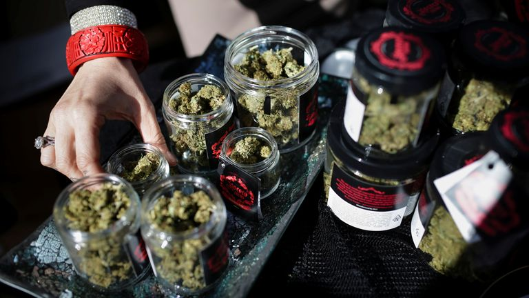 Recreational cannabis is already legal in states such as California